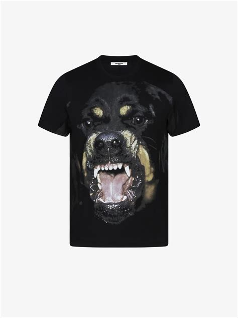 rottweiler t shirt givenchy shirt with