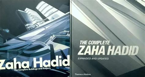 the complete zaha hadid expanded and updated books a daily dose of architecture new book review