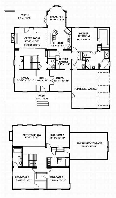 two story modular home floor plans modular home plan instead of two story great room i