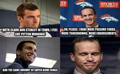 Peyton Manning Super Bowl Memes - morning meme peyton manning memes