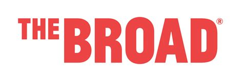 Broad S Mba Logo by Usc Roski Talks The Broad Museum Present