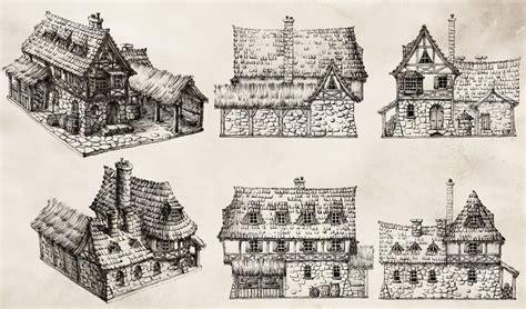 House Building Designs tavern concept design by grimdreamart on deviantart