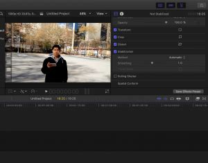 final cut pro stabilization ask hover camera how to stabilize 4k footage