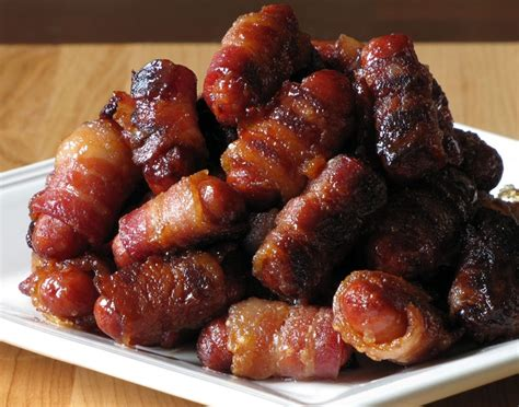 foodie friday bacon wrapped little smokies koch s tour