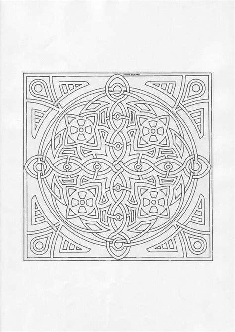 mandala coloring pages expert level printable mandalas for experts mandala 166
