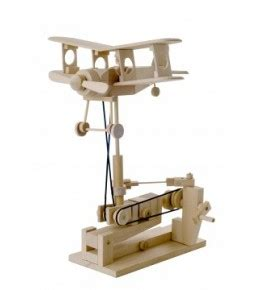 wooden model & construction kits for adults & kids
