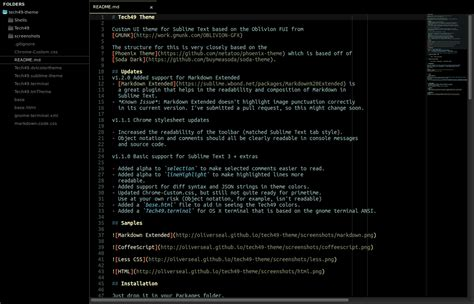 best sublime text 3 themes of 2015 and 2016 scotch best sublime text themes for 2017 shape of web
