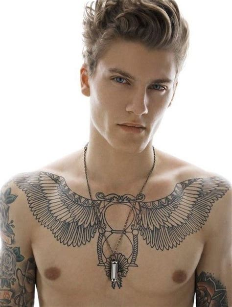 chest tattoo pain 17 best ideas about on