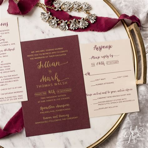 Wedding Invitation Templates Burgundy Wedding Invitations Wedding Invitation Online Affordable Maroon Wedding Invitation Templates