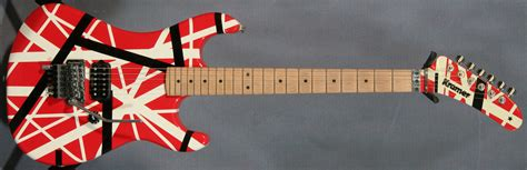 eddie van halen kramer artist guitars artistic guitars