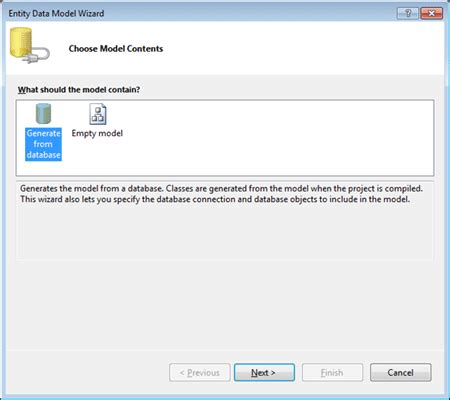 tool to generate class from database table c generic data access layer ado entity framework