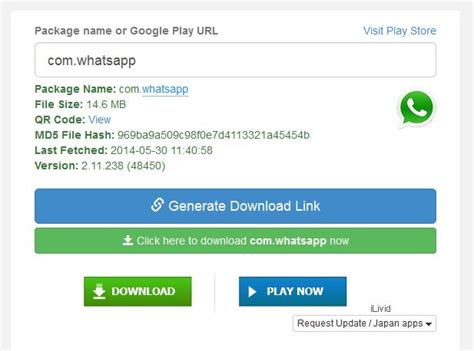 generate apk link how to android apps on pc directly