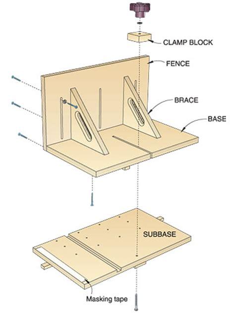 resawing bandsaw jig  technique