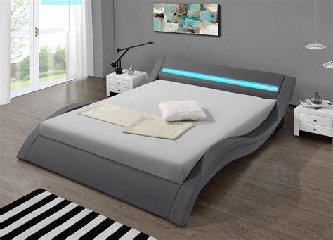 Design Lit by Lit Design Led Gris Kalitea Lit 224 Leds Avec T 233 L 233 Commande