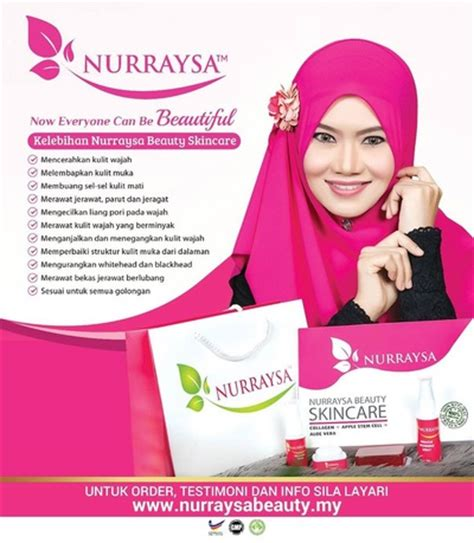 Sabun Collagen Nuraysa nurraysa network testimoni pelanggan