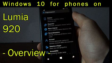 install windows 10 lumia 920 windows 10 for phones technical preview on lumia 920 doovi