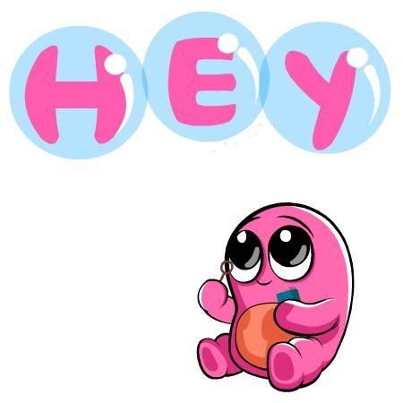hey buble   hd smileys