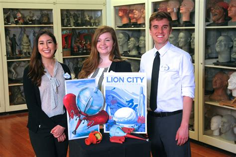 disney design competition baylor finalists compete in disney imagineer competition