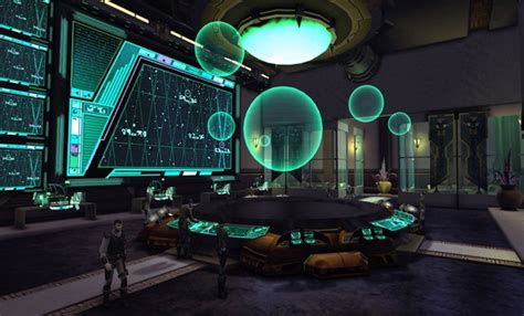 intrepid boats headquarters captain s log story takes center stage in star trek online