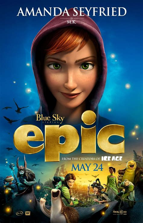epic film mary katherine epic 20 posters