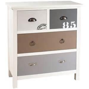 meuble d entr 233 e 4 tiroirs kevin univers petits meubles