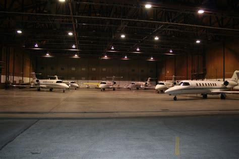 Airplane Garage by Hangar Space Bergstrom Aircraft Inc
