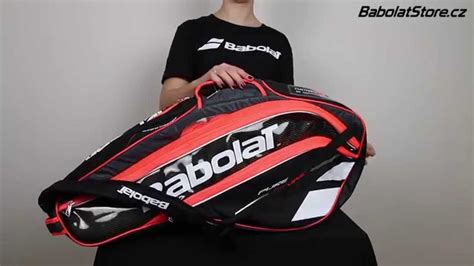 Raket Badminton Babolat babolat strike racket holder x6 2015