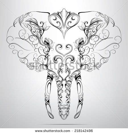 thai elephant tattoo designs best 25 thai elephant ideas only on