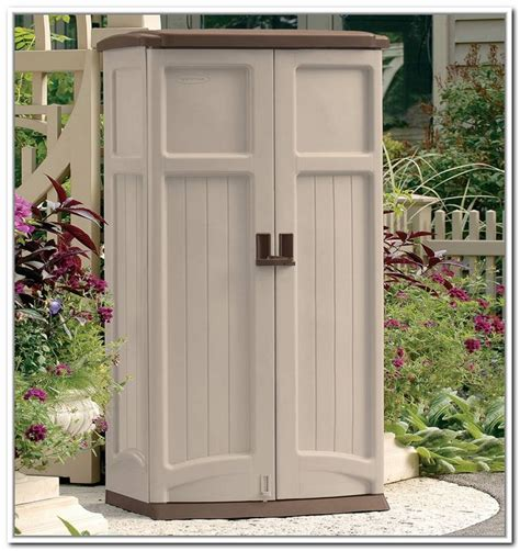 outdoor furniture with storage weatherproof outdoor cabinets pictures to pin on pinsdaddy