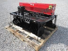 land pride os1548 3 point hitch pto overseeder slit