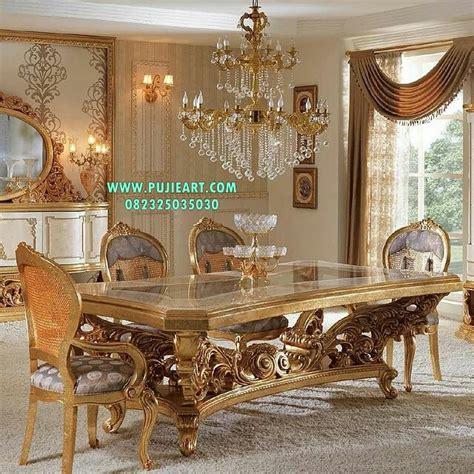 Kursi Makan Elegan meja makan klasik elegan meja makan klasik mewah eropa