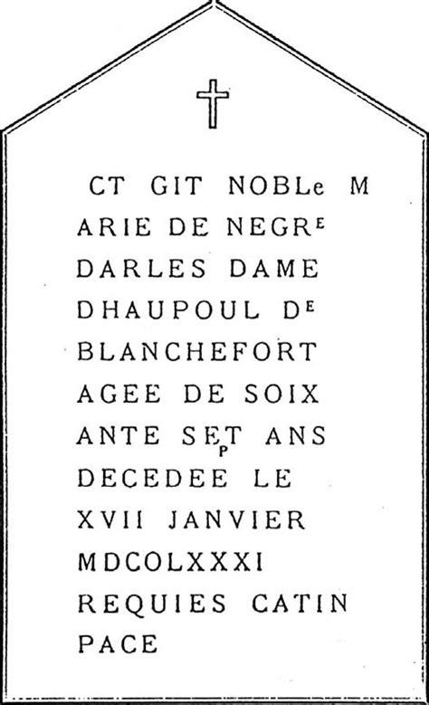 Le grand parchemin 2 - Rennes-le-Château Archive
