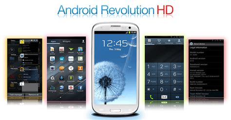 android revolution hd android spot android revolution hd custom rom for samsung galaxy s3