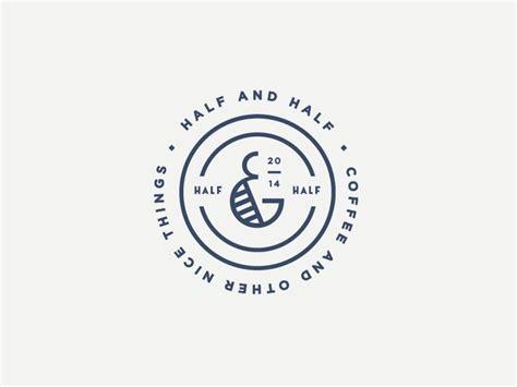 make my logo a watermark half half simple logos logo design and circles
