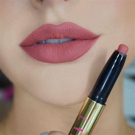 Warna Lipstik Wardah Matte Yang 5 warna lipstik terbaik untuk kulit sawo matang meramuda