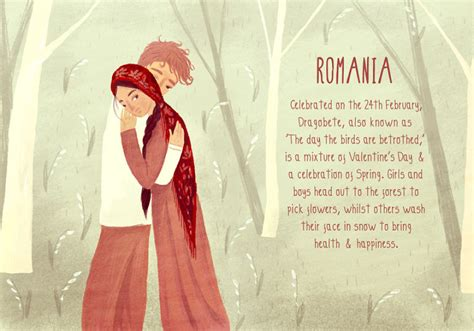 s day traditions 16 valentine s day traditions from around the world