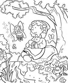 garden coloring my house and the flower garden coloring pages