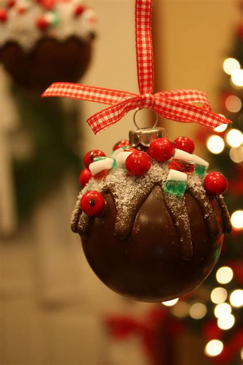 sweet something designs chocolate candy ornament