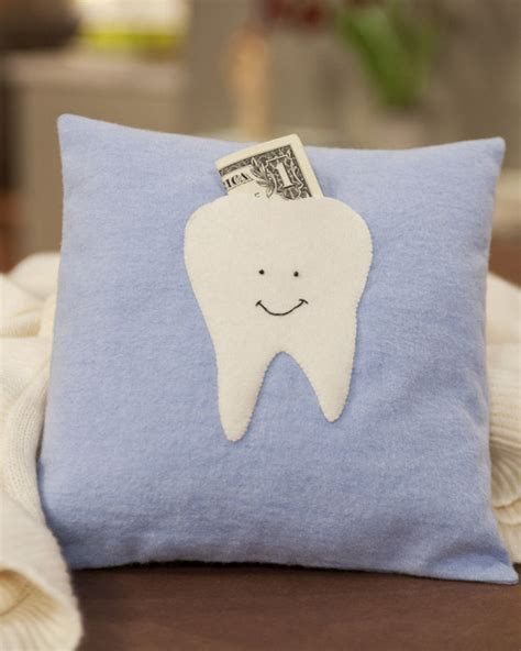 tooth pillow template tooth tradtions