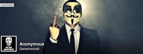 verbreitet anonymous rechte hetze auf facebook anonymous kollektiv wie rechte trittbrettfahrer mit