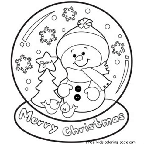 Didi Coloring Page Christmas Free Ornaments Coloring Pages Printables