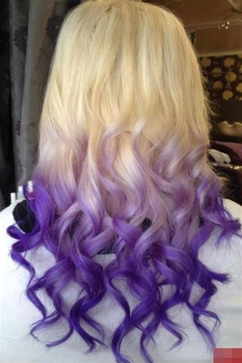 hairstyles with dyed ends 27 exciting hair colour ideas 2017 radical root colours