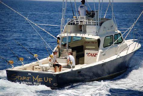 fishing boat crew names maui bottom fishing boats maalaea harbor lahaina