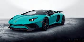 Lamborghini Aventador Cabriolet The 2017 Lambo Aventador Sv Lp750 4 Is Out And It S Bonkers
