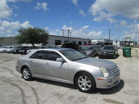where do sts go sell used 2005 cadillac sts polished wheels northstar v8