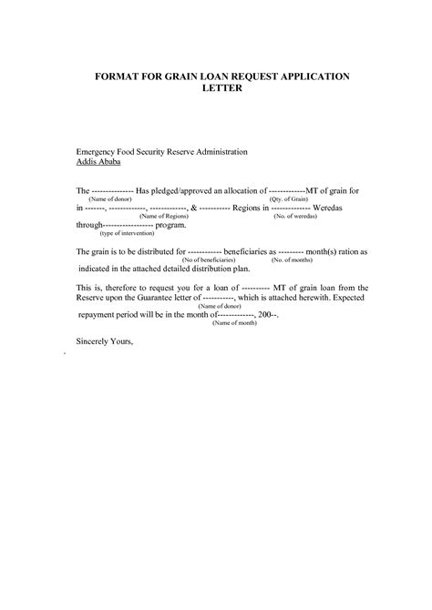 Mortgage Express Letter sle letter requesting for personal loan cover letter
