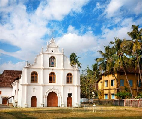 st francis church kochi   european church  india