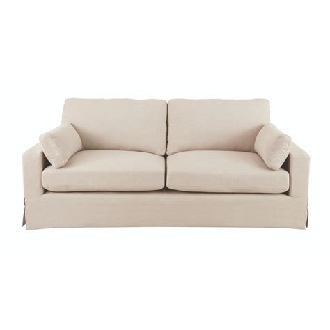 home decorators gordon sofa home decorators collection gordon natural linen sofa