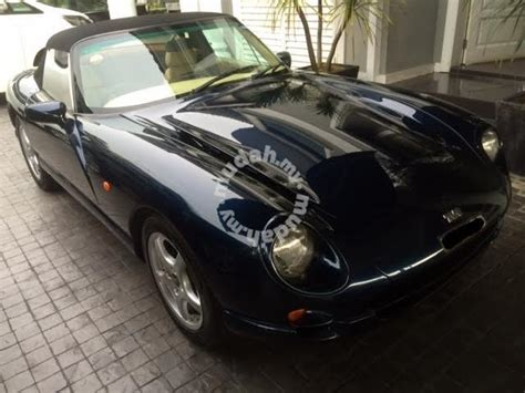 What Happened To Tvr Motoring Malaysia Spotted For Sale 1997 Tvr Chimaera 4 0