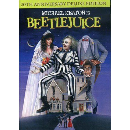 Beetlejuice (20th Anniversary Deluxe Edition) (DVD